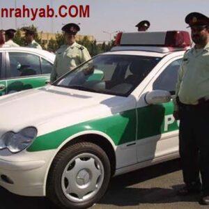 ردیاب خودرو ، ردیاب نظامی ، ردیاب در نیروی انتظامی