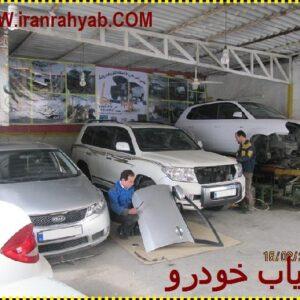 ردیاب خودرو مانع سو استفاده ی شاگرد تعمیرگاه