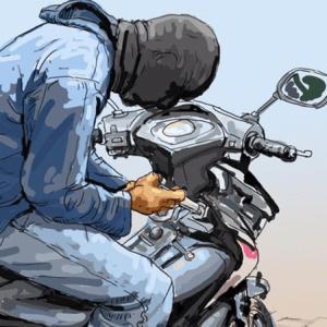 جی پی اس موتور سیکلت، بهترین راه تامین امنیت انواع موتور و اسکوترهای برقی