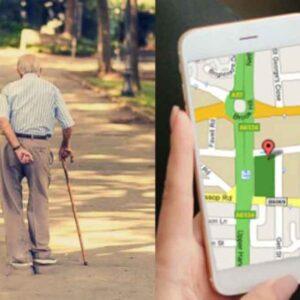 ردیاب سالمندان و اهمیت استفاده از جی پی اس برای افراد آلزایمری