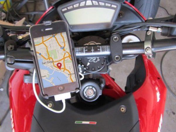 قفل فرمان ابزاری برای پیشگیری از سرقت موتور