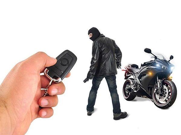 دزدگیر بهترین ابزار برای پیشگیری از سرقت موتور سیکلت