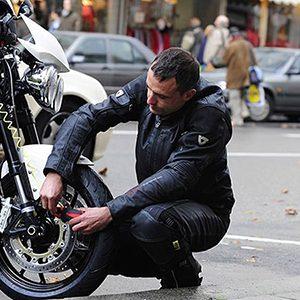 پیشگیری از سرقت موتور سیکلت