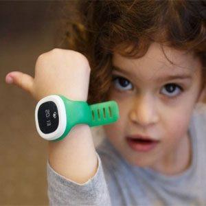 ساعت ردیاب کودک جدیدترین تکنولوژی ابزارهای امنیتی است