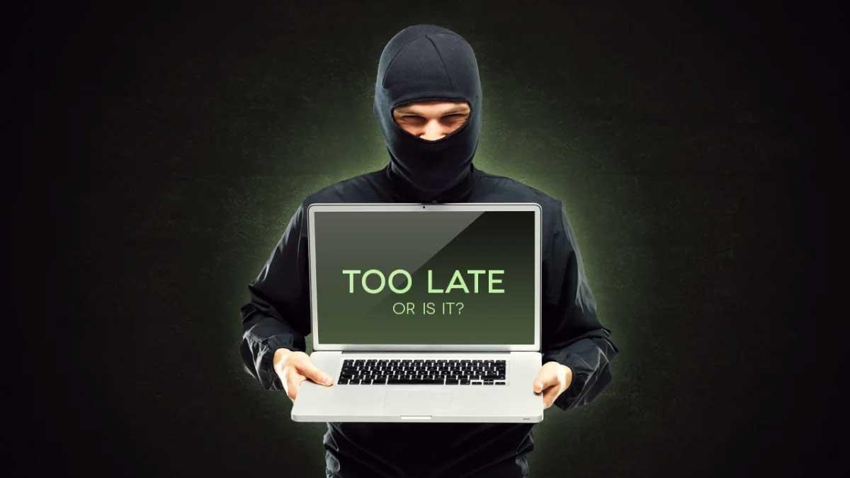 جلوگیری از سرقت لب تاپ شخصی