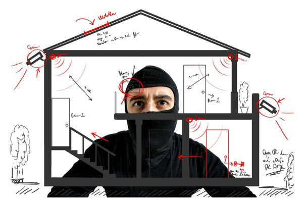 مطمئنترین راه جلوگیری از سرقت خانه در ایران رهیاب