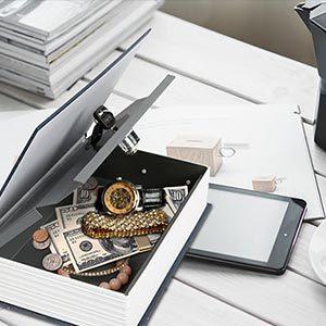 جاسازی طلا در منزل بدون نگرانی از سرقت