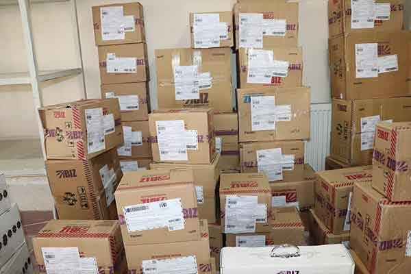 استفاده از ردیاب آهنربایی برای ردیابی بستههای سرقتی - ایران رهیاب
