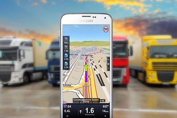 از جی پی اس برای کنترل رانندگان خودرهای سنگین میتوان استفاده کرد