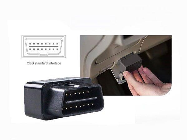 ردیاب دیاگ OBD یک جی پی اس مناسب برای کنترل رانندگان
