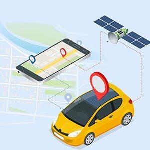 خاموش کردن ماشین با موبایل از راه دور، تکنولوژی پیشرفته ردیابها